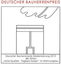 Deutscher Bauherrenpreis 2013/2014
